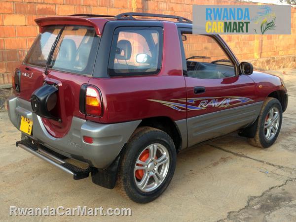 Used Toyota Hatchback 1996 1996 Toyota Rav4 3 Doors Rwanda Carmart