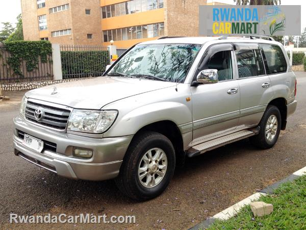 used toyota suv 2004 2004 toyota land cruiser gx rwanda. Black Bedroom Furniture Sets. Home Design Ideas