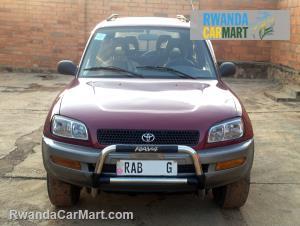 Car Mart Com >> Used Toyota Hatchback 1996 1996 Toyota RAV4 3 Doors ...