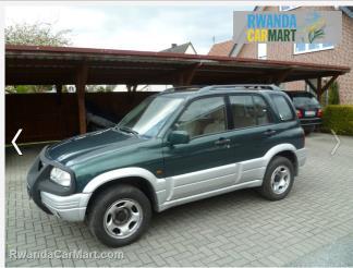 Used Suzuki Suv 1999 Suzuki Grand Viatara For Quick Sale